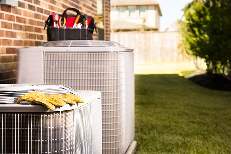 Air conditioner maintenance in Mendon, IL
